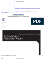 Polymers_ Chemistry Project