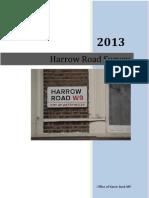Karen Buck MP 2013 Harrow Road Survey