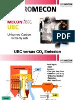 Unburned Carbon Versus CO2 EmissionUnburned Carbon Versus CO2 Emission