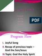 God the Holy Spirit