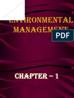 PPT on Environmental Management