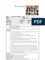 Chocolate Pralines Recipe