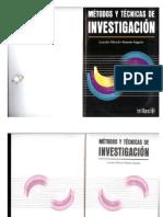 Metodos y Tecnicas de Investigacion Trillas