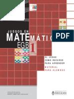 Juegos EGB1 Alumnos