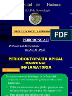 Infeccion Focal. CLASE I Ultimo An