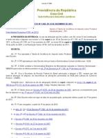 Decreto nº 7660-TIPI