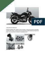 Inazuma 250 Manual de Servicio