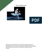 Historia del Ballet Clásico