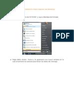 Outlook Basico - Procedimiento Para Enviar Un Mensaje