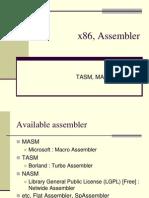5 Assembler
