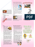 Leaflet Ibu Hamil trimester 3