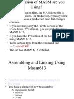 MASM613