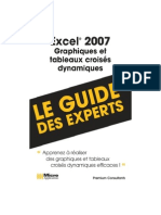 EXCEL  2007-tableau croisé dynamique -Guide-experts