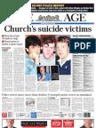2012 Quills Best News Report in Print