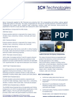 MG Chemicals Epoxy Compounds SCH Brochure