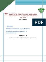 Practica 1 Electronica