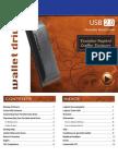 Wallet Drive Interactive PDF