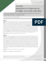 A utilização dos recursos eletrotermofototerapêuticos no tratamento da fibromialgia
