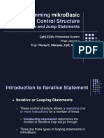 CpELECIA Final Lecture 1 - Programming MikroBasic Using Control Structure Part 2(1)