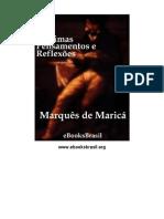 Marquês de Maricá - Máximas, pensamentos e reflexões
