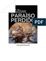 Milton - Paraíso Perdido