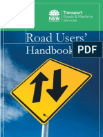 NSW Road Users Handbook