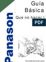 3.-Guia Básica Que no hacer!Considerciones para una correcta instalacion By Panasonic.pdf