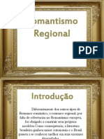 Romantismo Regional