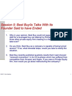 Session 5 Best Buys Talks With Its Founder Said to Have Ended.ppt