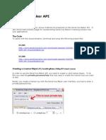 Serial Key Maker API