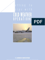 Airbus Cold Weather Operation