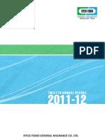 Iffco Tokio AR 2011-2012