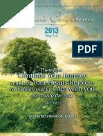 Women's Conference Handbook 2013