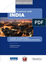 Doing Business With India