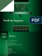 Perfil de Negocios 4491