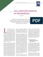 Química como Herramienta en Biomedicina