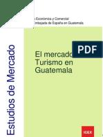 Mercado Turismo Guatemala