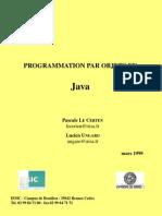 Programmation Objet en Java