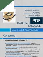 Material Audiovisual Envase y Embalaje REA