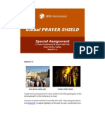 LIFE International Global Prayer Shield- Israel Update #2