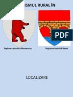 Turismul Rural in Maramures si Banat
