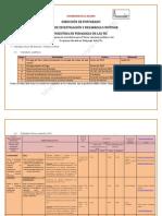 Cronograma Primera Cohorte de La Maestria en Pedagogia de Las TIC 2013 Reajustado a Enero 22-1