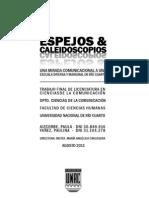 2011-ESPEJOS y CALEIDOSCOPIOS