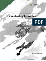 marines combatting terrorism