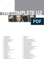 The Complete u2 Digital Booklet