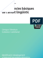 Competencies Llengua ESO