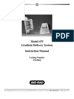 Bio-Rad-Instruction Manual_ Model 475 Gradient Delivery System