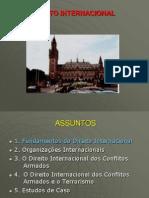 Fundamentos Do Direito Internacional