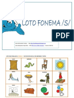 Loto Fonema s