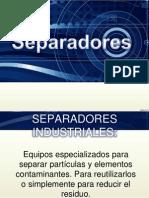 Separadores Industriales